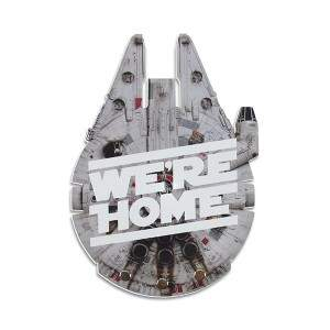 Porta Chaves Millennium Falcon We're Home - FABRIC..