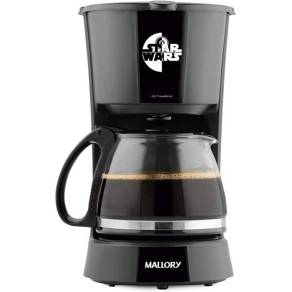 Cafeteira Elétrica Star Wars Mallory 16 Xícaras 110v B9200067 - Mallor..