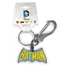 Chaveiro Metálico BATMAN Logo Anos 60s Oficial - Dc Comics - BANDUP