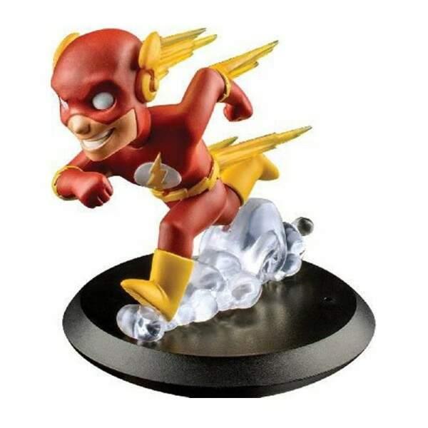 Action Figure The Flash Q-Fig DC Comics Quantum Me..