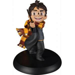 Action Figure Harry Potter First Spell Q-FIG REF 2..