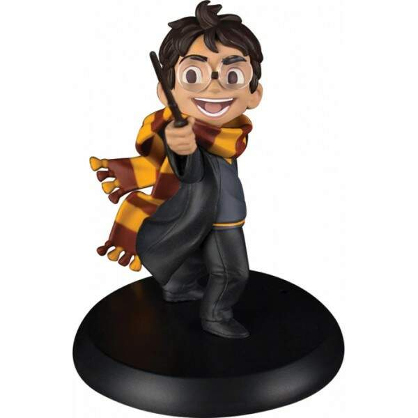 Action Figure Harry Potter First Spell Q-FIG REF 26528 - QUANTUM MECHA..