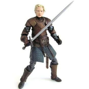 Action Figure BRIENNE OF TARTH nº 8 - Legacy Collection - Escala 1/10 - Game of Thrones - ..