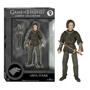 Action Figure ARYA STARK nº 9 - Legacy Collection ..