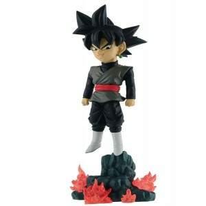Action Figure Dragon Ball Super Diorama WCF Goku Black - BANDAI