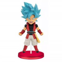 Action Figure Dragon Ball Heroes WCF4 Goku Blue - ..