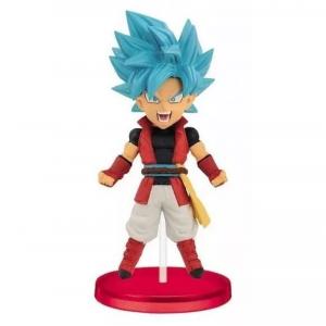 Action Figure Dragon Ball Heroes WCF4 Goku Blue - BANPRESTO