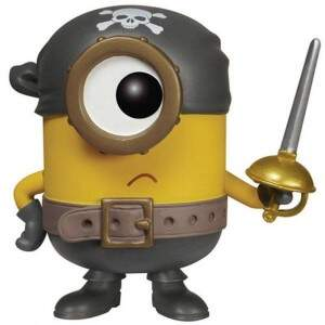 Funko Pop! - Eye Matie - Minions #170 Vinyl Figure..