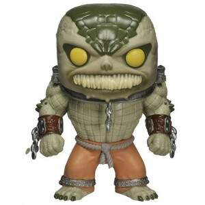 Funko Pop KILLER CROC ou Crocodilo nº 56 Vinyl Fig..
