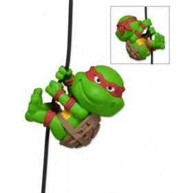 Scalers RAPHAEL Tartarugas Ninja - Teenage Mutant Ninja Turtles - Produto para Colecionado..