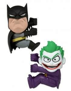 Scalers Full-Size BATMAN + THE JOKER - Produto par..