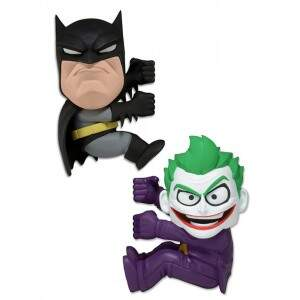 Scalers Full-Size BATMAN + THE JOKER - Produto par..