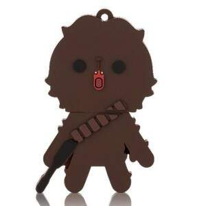 Pendrive CHEWBACCA 8GB PD041 Star Wars Emborrachad..