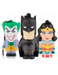PENDRIVES DC COMICS CONJUNTO BATMAN / CORINGA / MU..