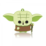 Pendrive MASTER YODA 8GB PD037 Star Wars Emborrach..