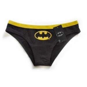 Calcinha BATMAN Dc Comics - STUDIO GEEK..