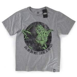 Camiseta YODA Do or Not to Do - Produto Oficial St..