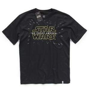 Camiseta STAR WARS VII The Force Awakens - Produto..