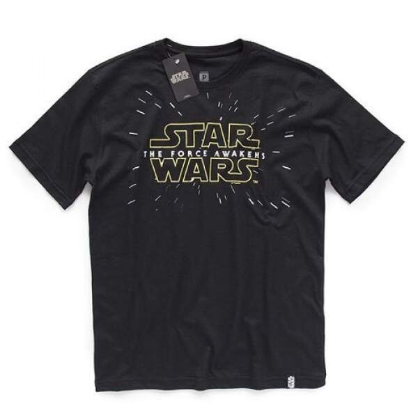 Camiseta STAR WARS VII The Force Awakens - Produto Oficial Star Wars -..