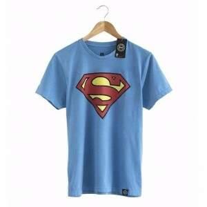 Camiseta SUPERMAN Coleção Sheldon The Big Bang The..