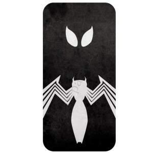Case para Smartphone Venom - cor preta - UV