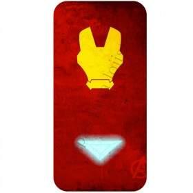 Case para Smartphone Homem de Ferro - Iron Man - reator arc triangular - UV