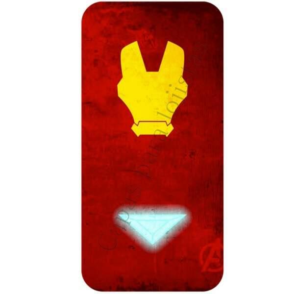 Case para Smartphone Homem de Ferro - Iron Man - reator arc triangular..