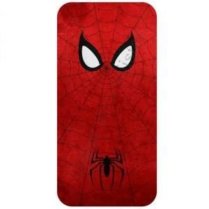 Case para Smartphone Homem-Aranha - Spider-Man - cor vermelha - UV