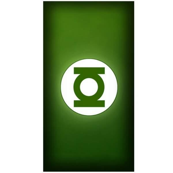 Case para Smartphone Lanterna Verde - Green Lanter..
