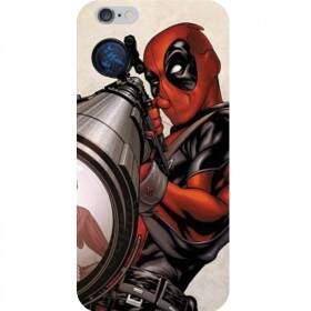Case para Smartphone Deadpool - bazuca - UV