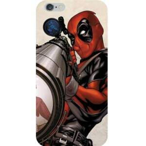 Case para Smartphone Deadpool - bazuca - UV