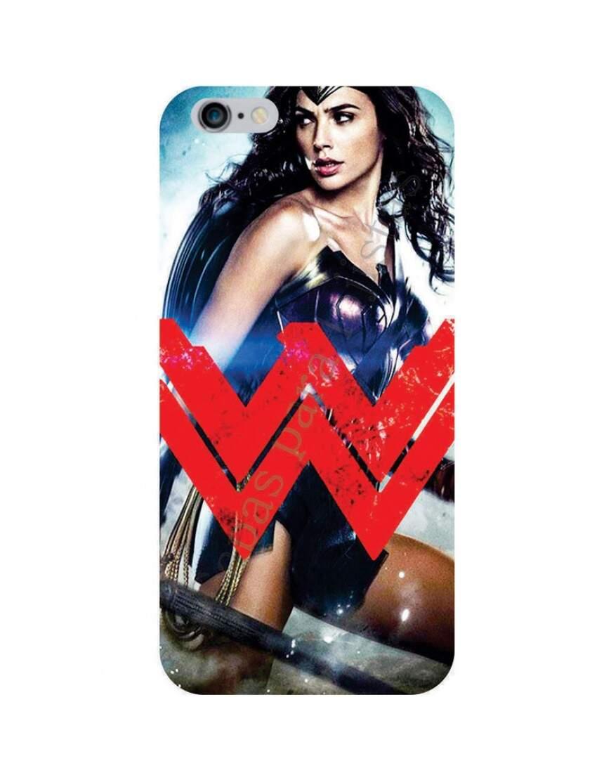 671924cfa Case para Smartphone Mulher Maravilha - Wonder Woman - UV