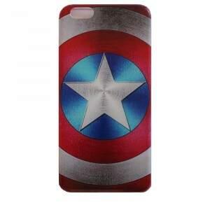 Case para Smartphone Capitão América / Captain Ame..