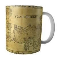 Caneca Mágica Game of Thrones MAPA DOS REINOS em P..