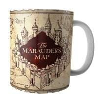 Caneca Mágica Harry Potter CAPA MAPA DO MAROTO em ..