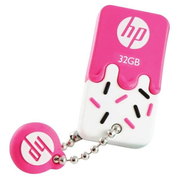 PENDRIVE MINI HP USB 2.0 V178P 32GB PINK HPFD178P-..