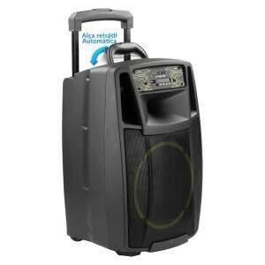 CAIXA AMPLIFICADA MULTIUSO USB/FM/BT 200W CF-400 A..