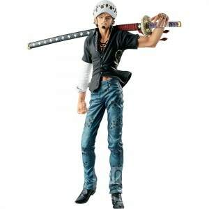 FIGURE ONE PIECE - TRAFALGAR LAW - BIG SIZE FIGURE..
