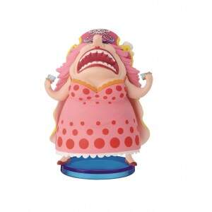 FIGURE ONE PIECE HALLCAKE ISLAND WCF - BIG MOM REF..