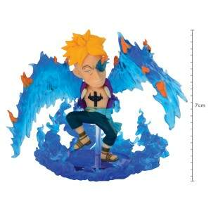 FIGURE ONE PIECE WORLD COLLECTABLE - BURST - MARCO..
