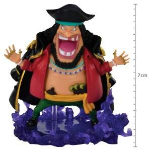 FIGURE ONE PIECE WORLD  COLLECTABLE - BURST- BLACK..