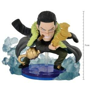 FIGURE ONE PIECE WORLD  COLLECTABLE - BURST- DESSE..
