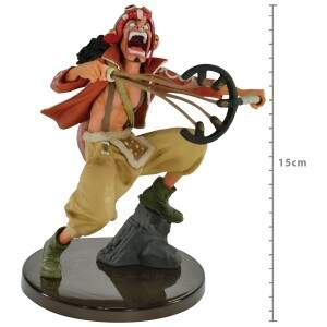 FIGURE ONE PIECE BANPRESTO WORLD FIGURE COLOSSEUM2..