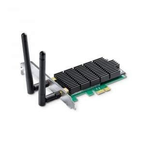 PLACA DE REDE WIRELESS PCI EXPRESS AC1300 DUAL BAN..
