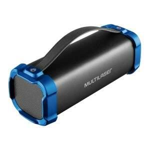 CAIXA DE SOM BAZOOKA BLUETOOTH 50W BT/AUX/USB/FM S..