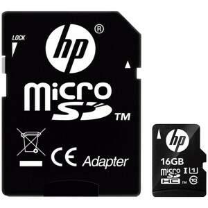 CARTAO DE MEMORIA MICRO SD 16GB CLASSE 10 U1 HP HF..