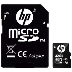 CARTAO DE MEMORIA MICRO SD 32GB CLASSE 10 U1 HP HF..