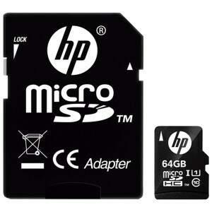 CARTAO DE MEMORIA MICRO SD 64GB CLASSE 10 U1 HP HF..